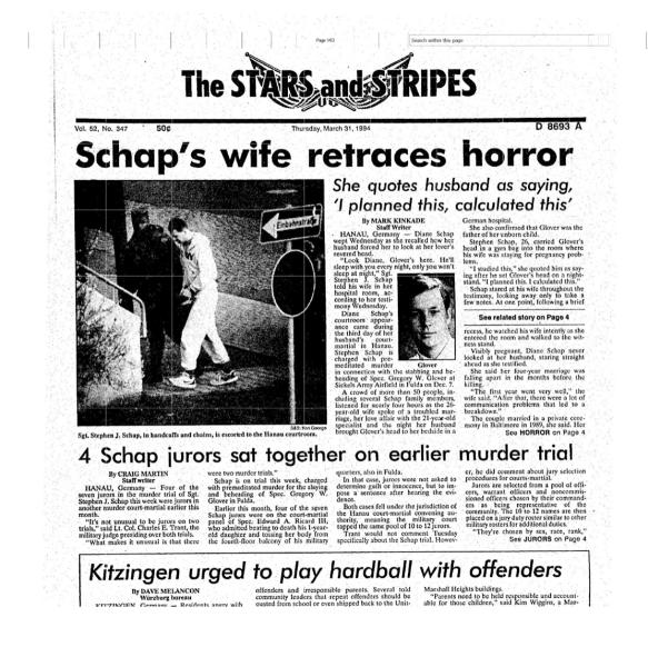 Stephen Schap