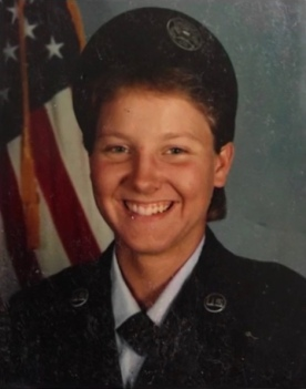 Penny Brummer, U.S. Air Force Veteran