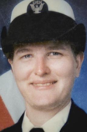 P.O. Elise Makdessi, U.S. Navy