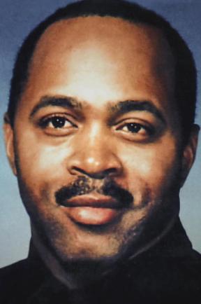 P.O. Quincy Brown, U.S. Navy
