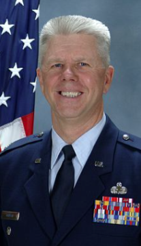 Col. Roscoe Griffin, US Air Force