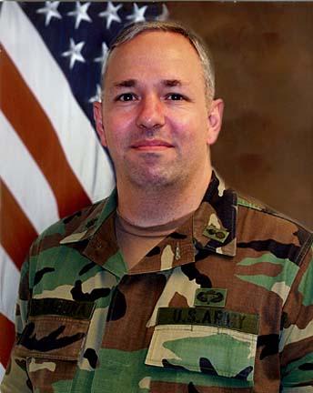 LTC Rocky Baragona, US Army (2003)