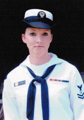 P.O. Amanda Snell, U.S. Navy
