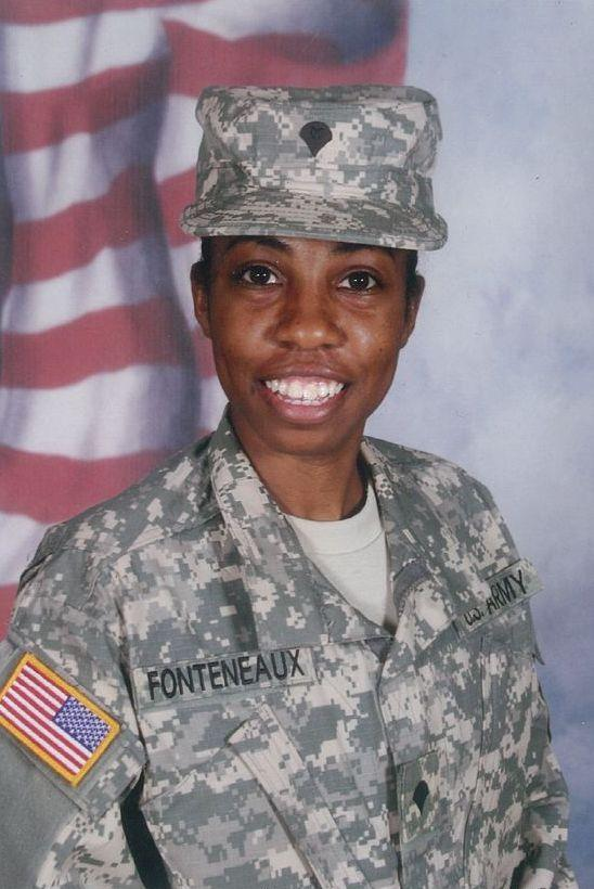 Honoring Brandy Fonteneaux @USArmy (2012)