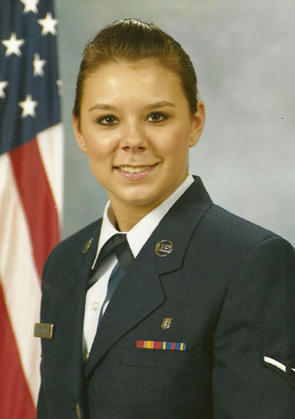 Brittney Brashers, US Air Force (2009)