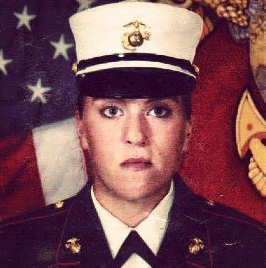 Carri Leigh Goodwin, USMC (2009)