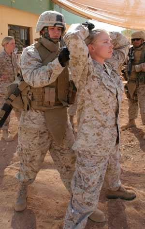 Honoring LCpl Hollye Meeks @USMC (2012)