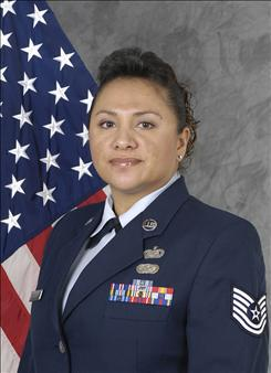 TSgt Jackie Larsen, US Air Force (2008)