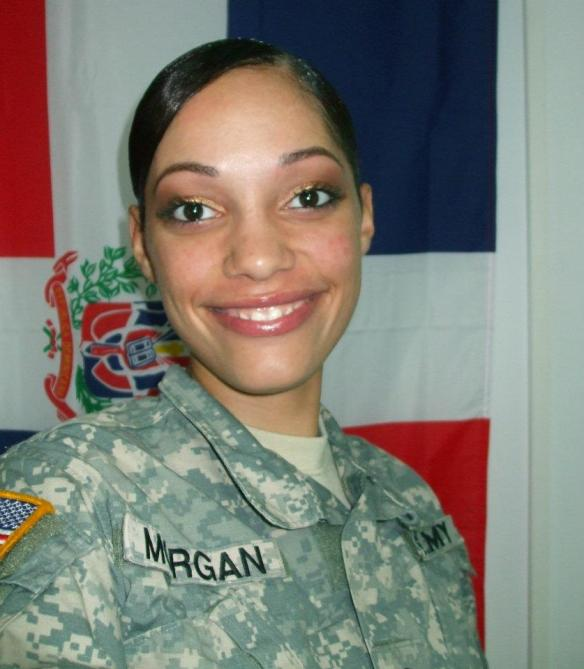 Honoring Spc Keisha Morgan @USArmy (2006)