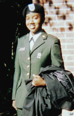 Honoring Pfc LaVena Johnson @USArmy (2005)