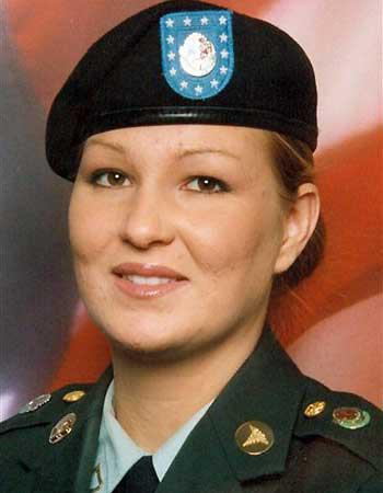 Spc Megan Touma, US Army (2008)