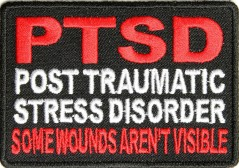 PTSD Invisible Wounds