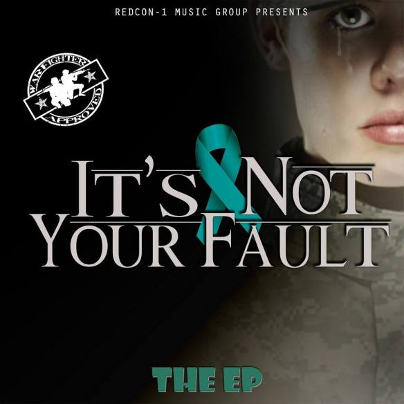 It's Not Your Fault by @SoldierHard1 & Shannon Book