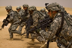 1st Air Cavalry Brigade ground troops build on advanced skills