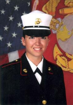 Honoring Stacy Dryden @USMC (2008)