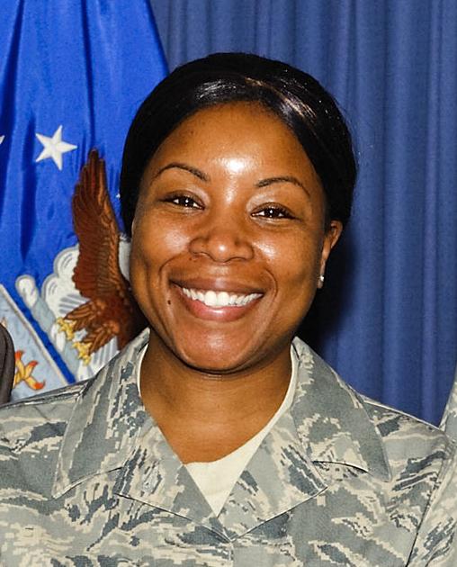 MSgt Tara Brown, USAF (2011)