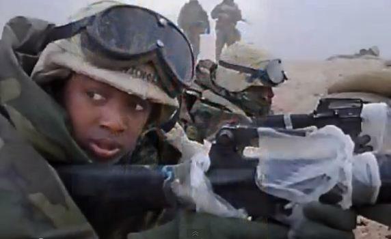 Spc Miranda Nichols, US Army (2012)