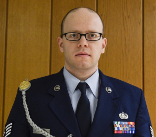 SSgt Sean Oliver, US Air Force