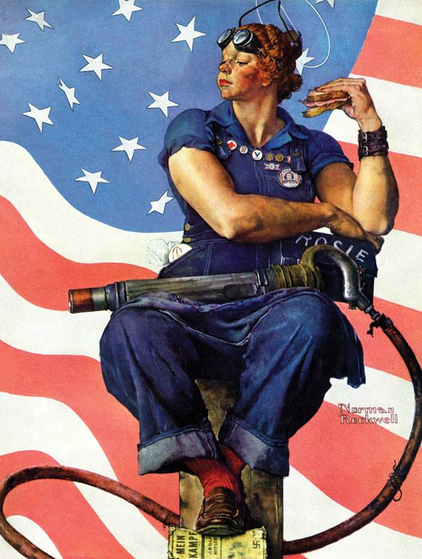 Learn More About Rosie the Riveter