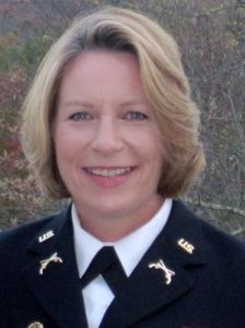 Lt Col Teresa James