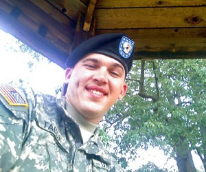 Joshua Tabor, US Army