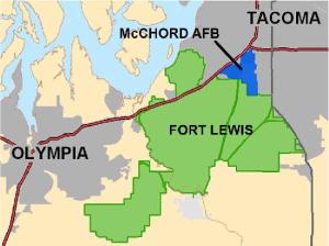 fort lewis tacoma washington
