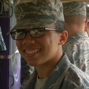 A1C Rhianda Dillard, U.S. Air Force