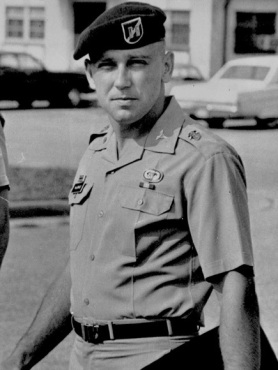 Capt. Jeffrey MacDonald, US Army