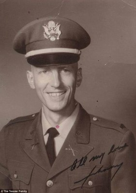Captain John Tessier, US Air Force