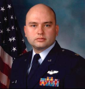 Major Marc Herrera, US Air Force