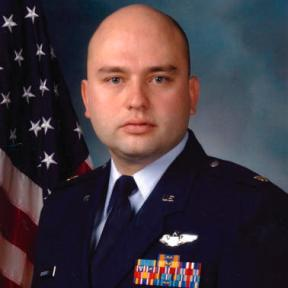 Major Marc Herrera, US Air Force