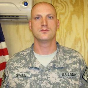 Master Sergeant Alva Joe Gwinn