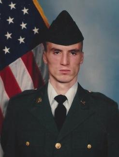 Dannie Boy Edwards, US Army