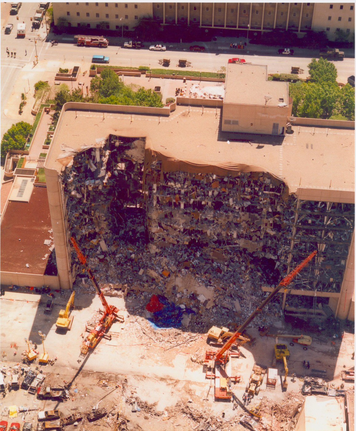 Oklahoma City Bombing FBI