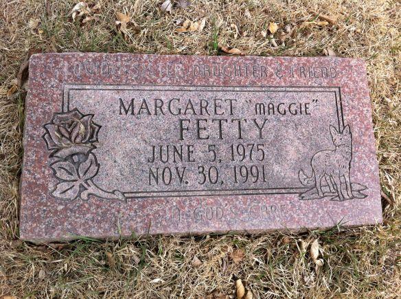 Maggie Fetty