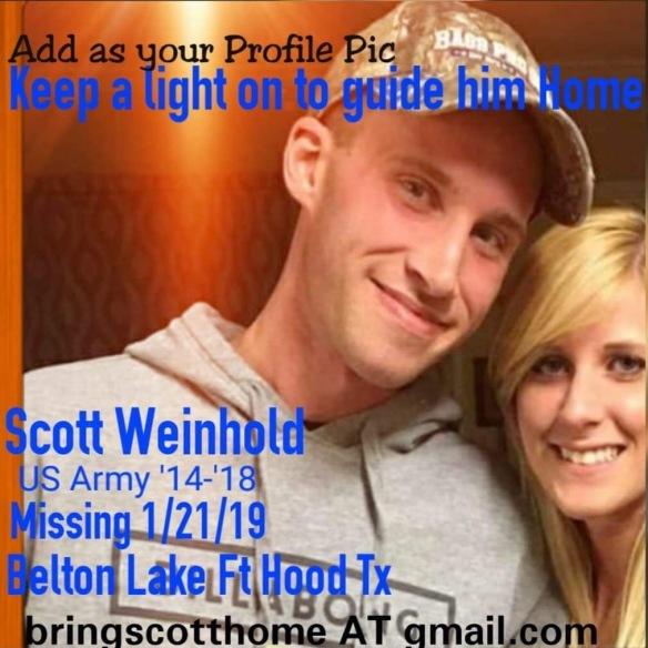Scott Weinhold Missing