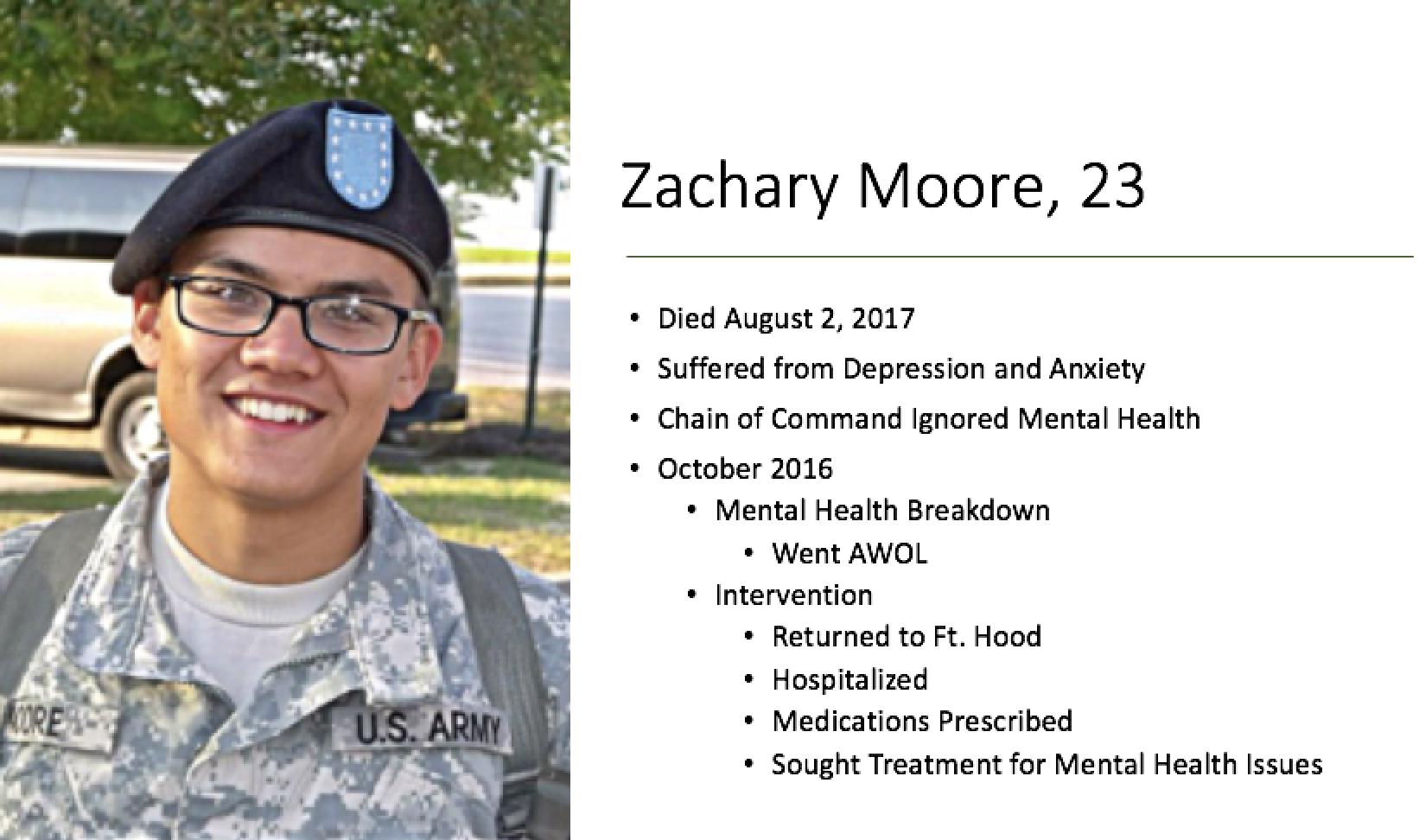 Zachary Moore